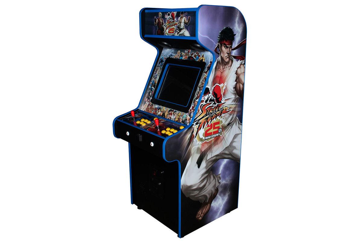 1942 Arcade Cabinet 1942 Sonson Y Pirate Ship Higemaru Se Unen A Capcom Arcade