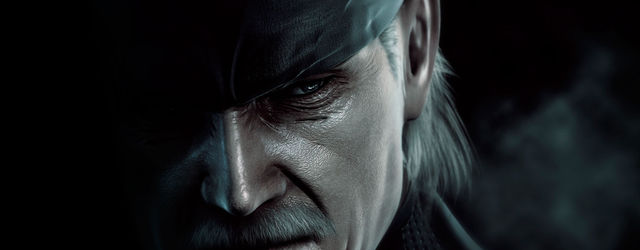 La reedición de Metal Gear Solid 4: Guns of the Patriots se estrenará el 7 de diciembre