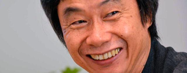 Para Miyamoto la jugabilidad es lo que crea nuevas propiedades intelectuales