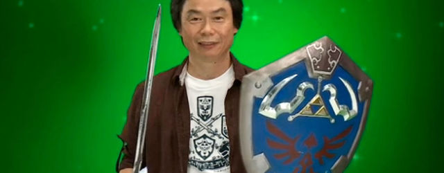 Miyamoto prepara juegos que 'cambiar�n su estilo' para Wii U