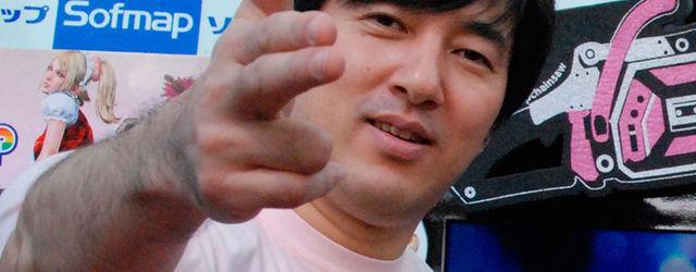 Goichi Suda se muestra emocionado con PlayStation 4