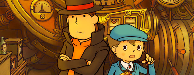 Professor Layton and the Azran Legacies tendrá 385 puzles extra
