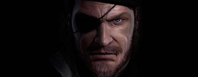 Kojima quiere libertad completa para el jugador en Metal Gear Solid Ground Zeroes