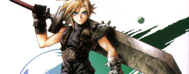Crean una réplica de la espada de Cloud, de Final Fantasy VII