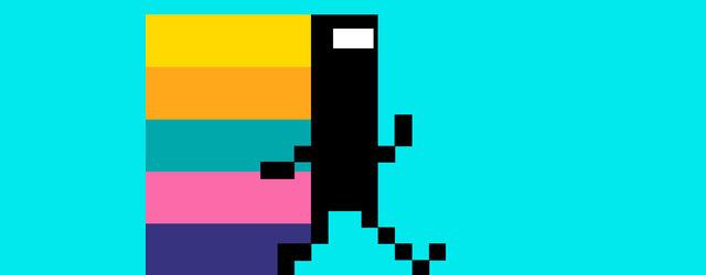 Lanzan un juego gratuito para navegadores de Bit.Trip Runner