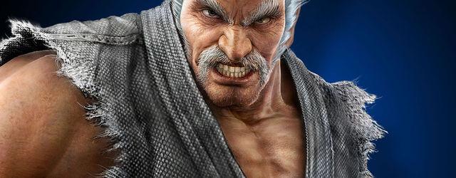 Tekken 7 podr�a estrenar un nuevo modelo de recreativa de Namco Bandai