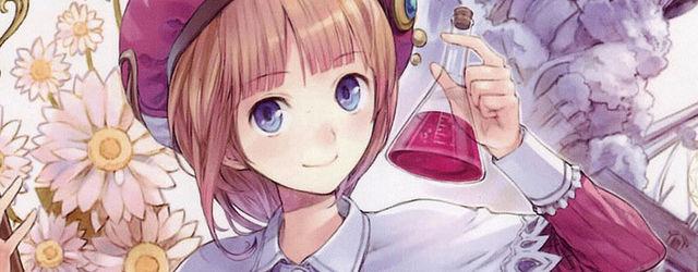 Atelier Meruru Plus: The Apprentice of Arland aparece en el catálogo de una tienda online