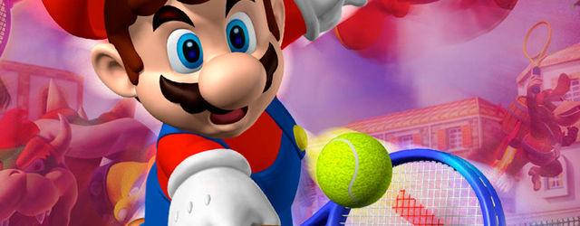 Nuevos detalles de Mario Tennis Open