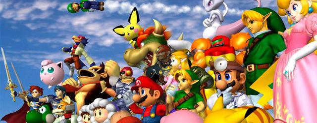 Super Smash Bros. no tendr� juego cruzado entre 3DS y Wii U