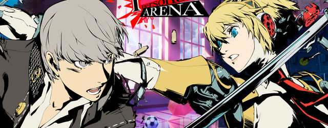 Nuevo tr�iler de Persona 4: The Ultimate in Mayonaka Arena