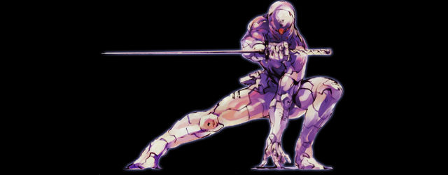 Kojima quer�a a Gray Fox como