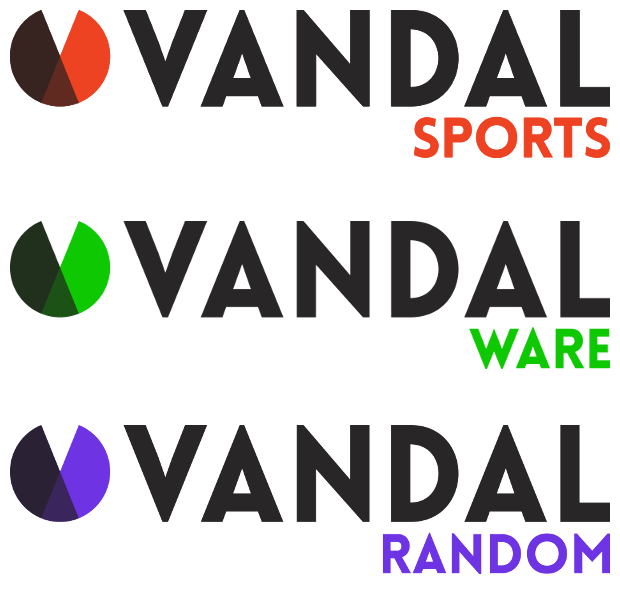 Vandal Sports, Ware y Random